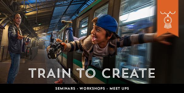 Train to Create