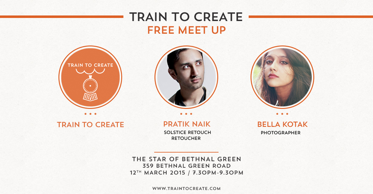 Train to Create Meet Up