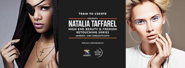 Natalia Taffarel Retouching Workshop London