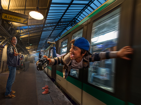 Train to Create - Adrian Sommeling