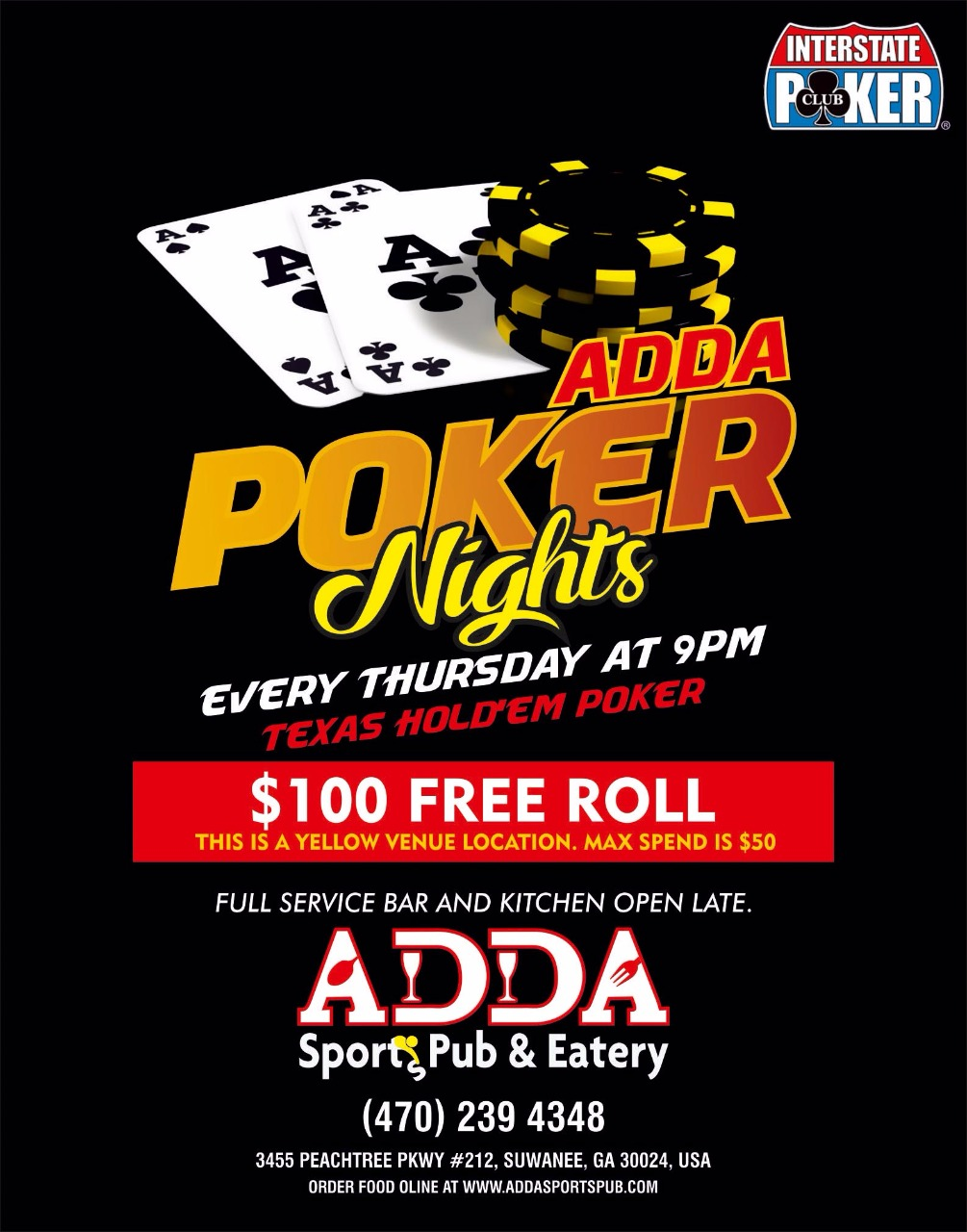 ADDA Poker