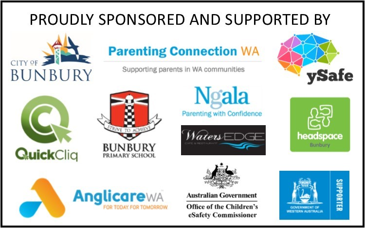 Special thanks to the following Sponsors and supporters