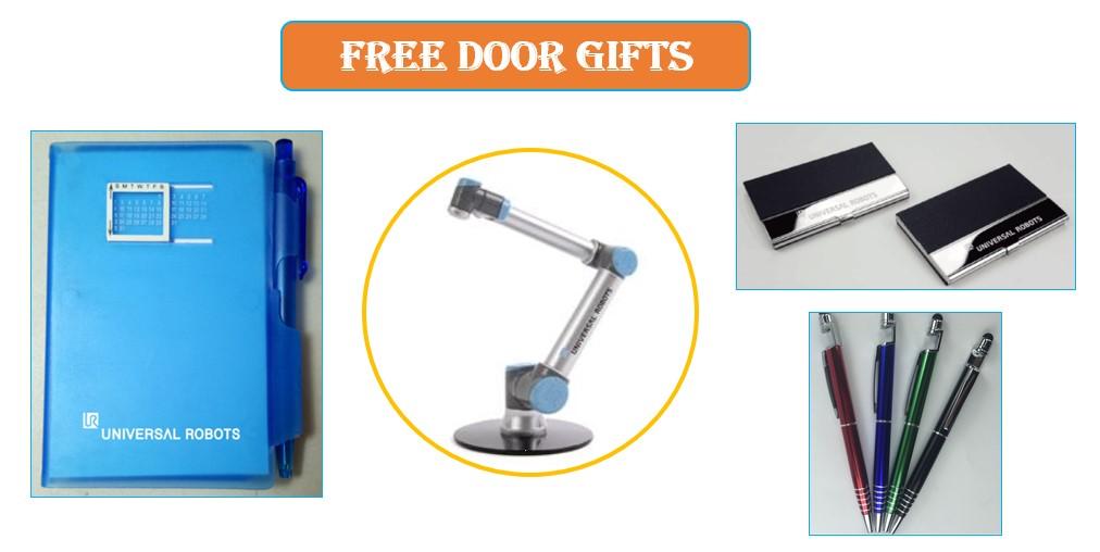 Free Door Gift