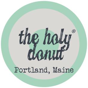 holy donut logo