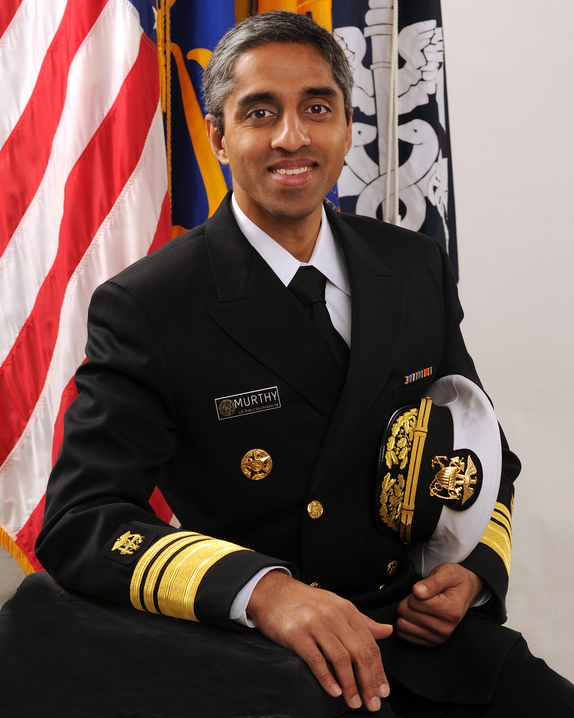 Vice Admiral Murthy