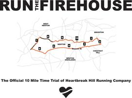 RUN THE FIREHOUSE - TEAM CHALLENGE