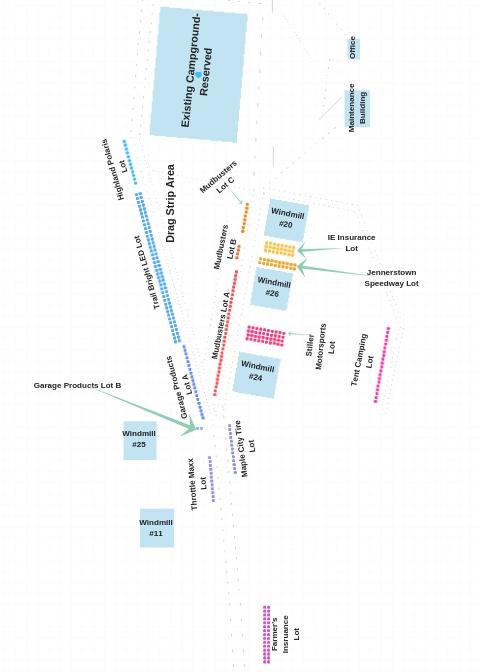 RV Parking Map
