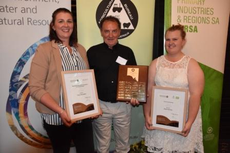 2017 Spirit of Excellence Award winners