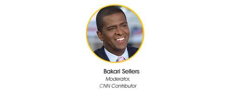 Moderator - Bakari Sellers