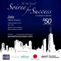 Soiree for Success: A Fundraiser to Fight MS