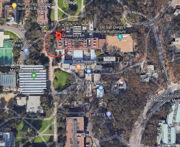UAG Map View