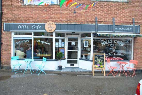 Hills Cafe, High Wycombe