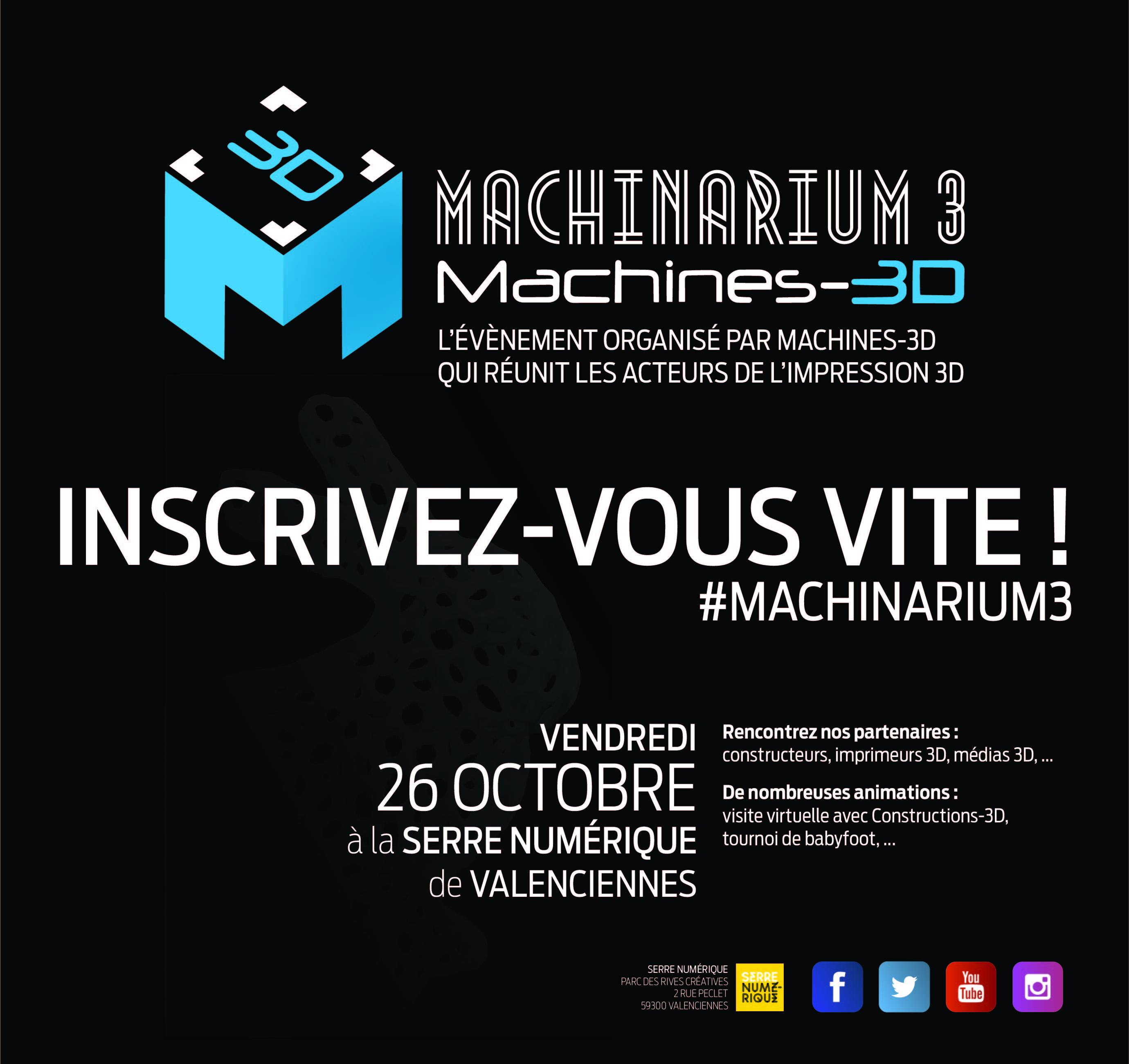 MACHINARIUM 3 Machines-3D