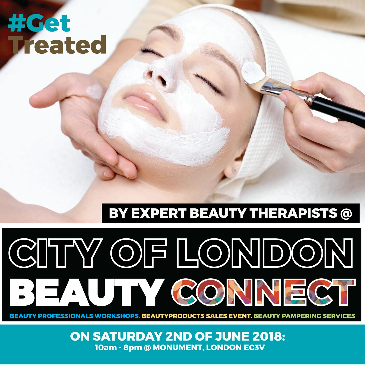 Be Treated By Beauty Experts @ Monument City of London