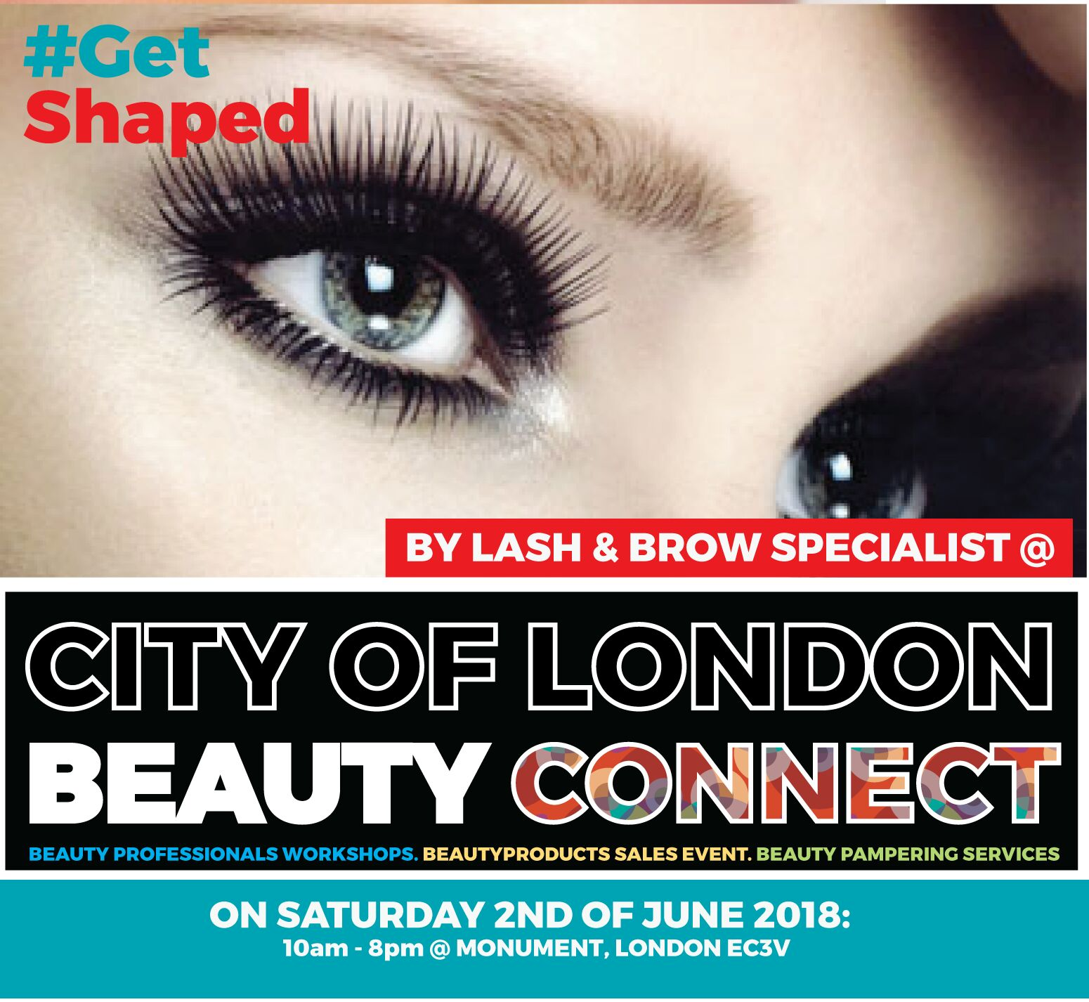Be Pampered By Beauty Experts @ Monument City of London
