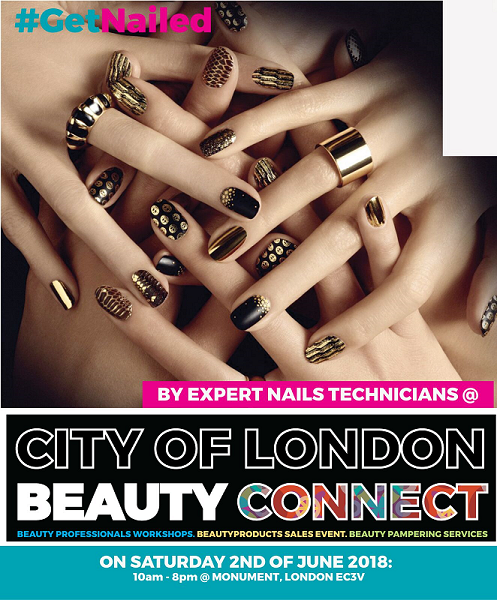 Be nailed By Beauty Experts @ Monument City of London