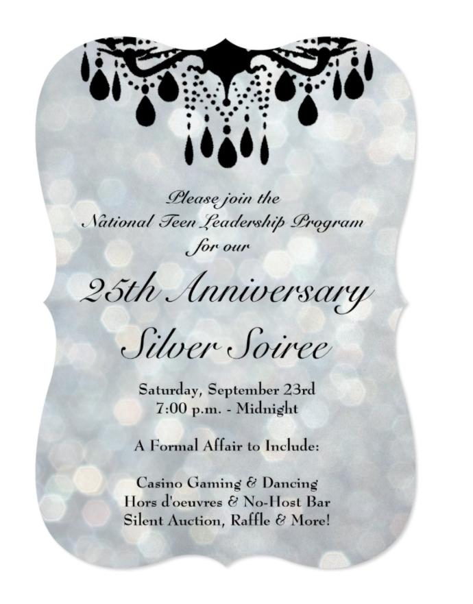 NTLP 25th Anniversary