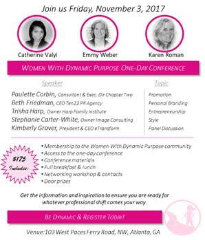 Women with Dynamic Purpose