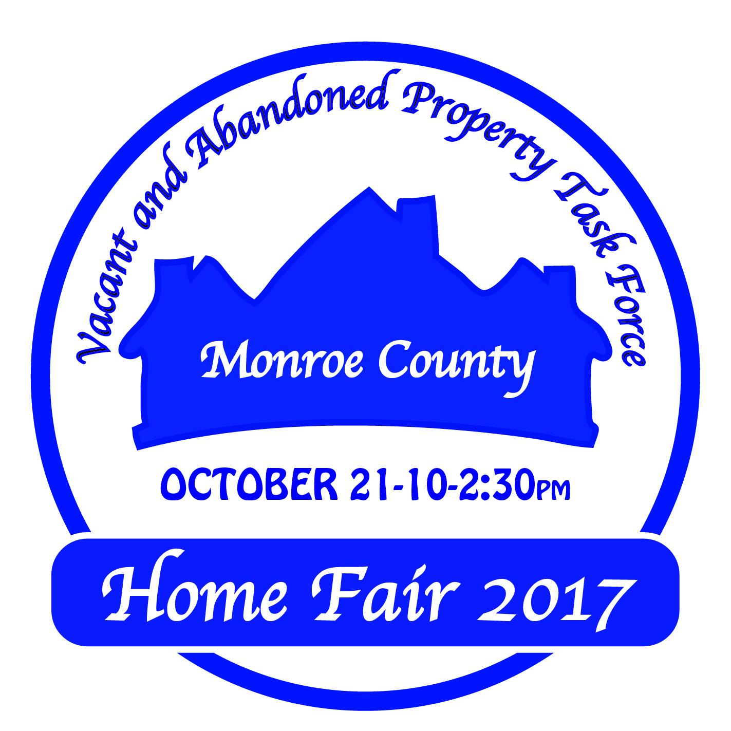 Home Fair Graphic