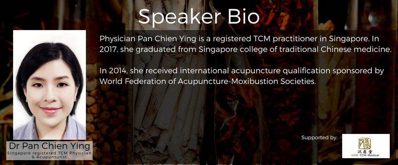 Dr Pan's speaker bio