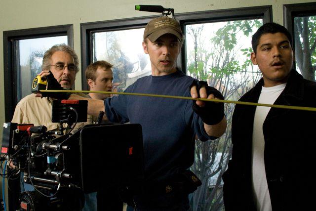 168 Camera Crew with Ron Vidor