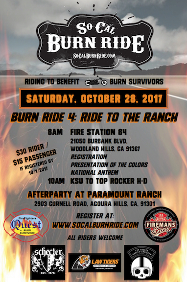 SoCal Burn Ride 4: Ride to the Ranch