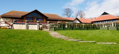 Hadleigh Farm, Tea Rooms