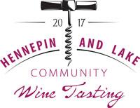 Hennepin and Lake Wine Tasting Logo