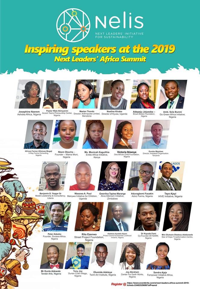 Inspiring Speakers