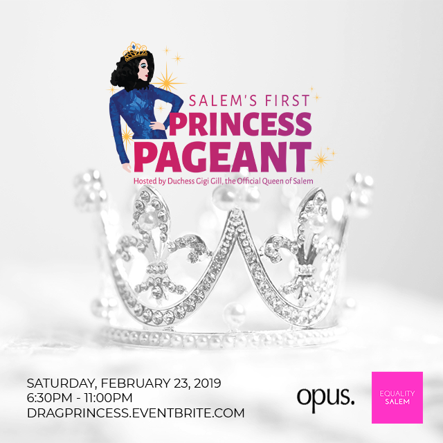 Drag Princess Pageant Promo