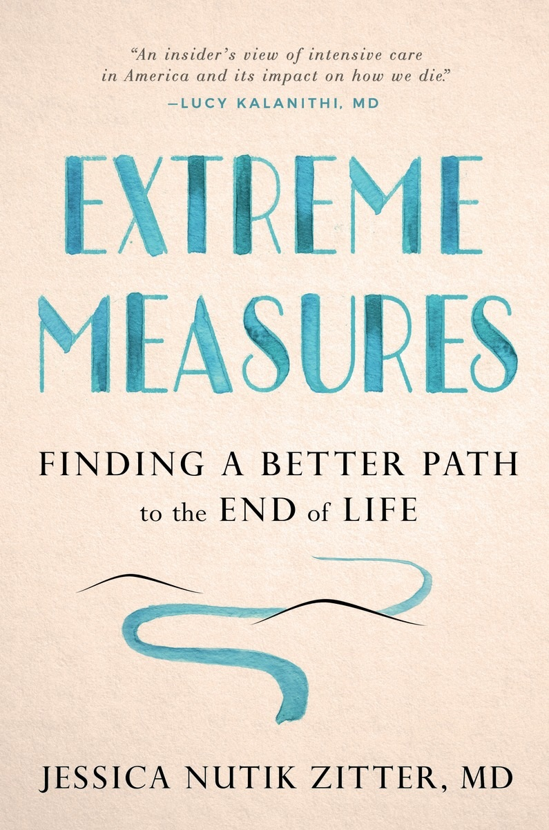 Extreme Measures Book Cover