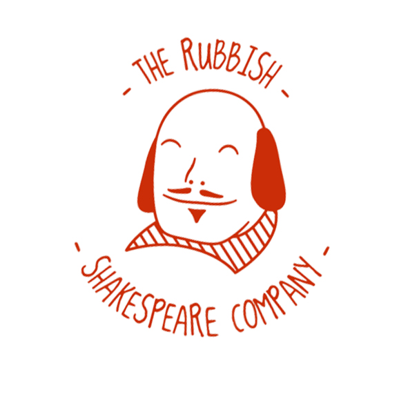 Rubbish Shakespeare Company Logo