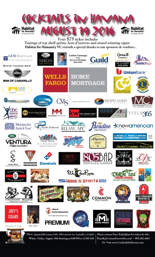 CIH Sponsors and Vendors 2016