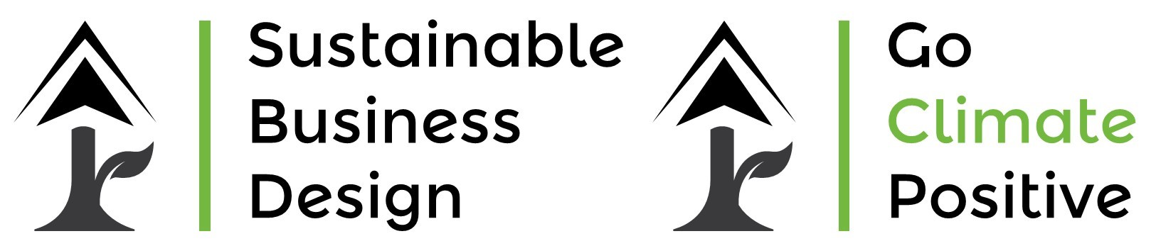 Sustainable Business Design Logo