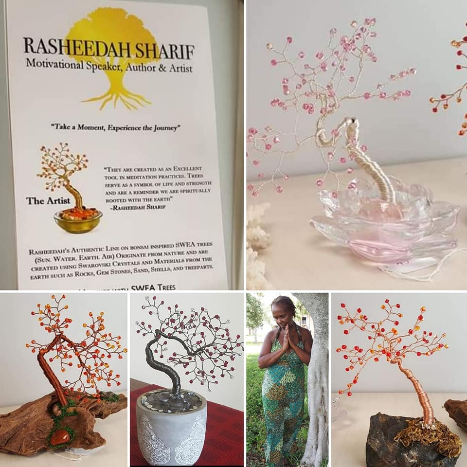 Rasheedah Sharif Artist For Good