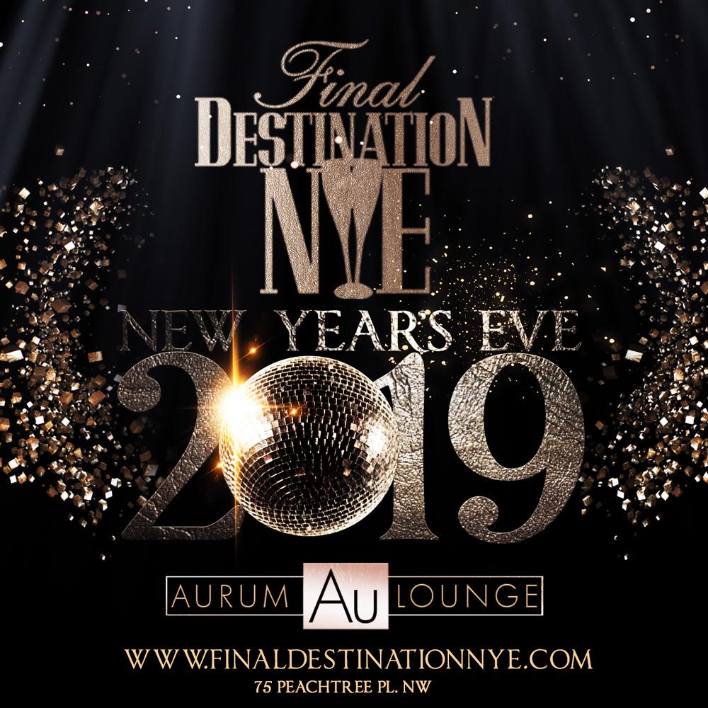 Final Destination - NYE 2018