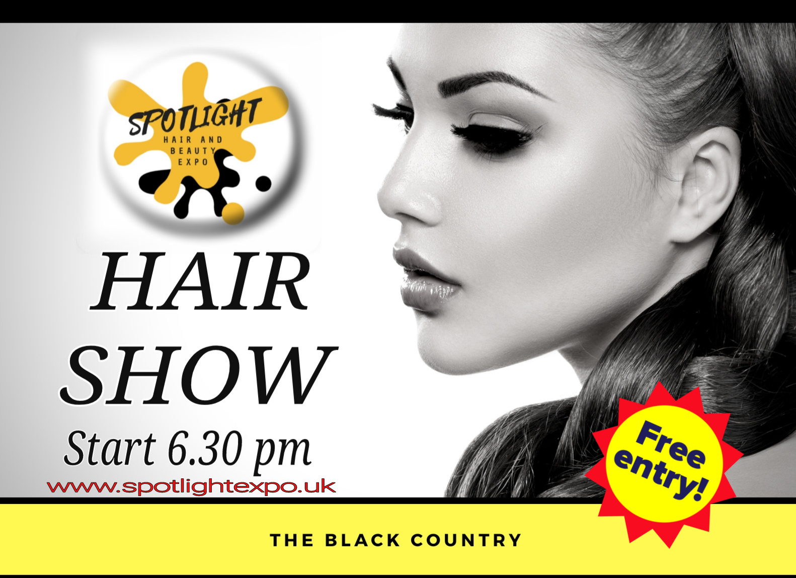 Join us for our hair show at the village hotel