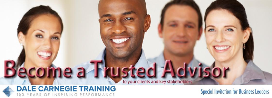Trusted Advisor Banner