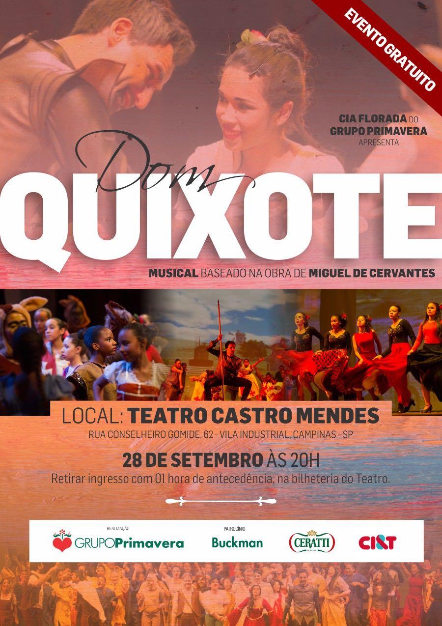 Dom Quixote Flyer