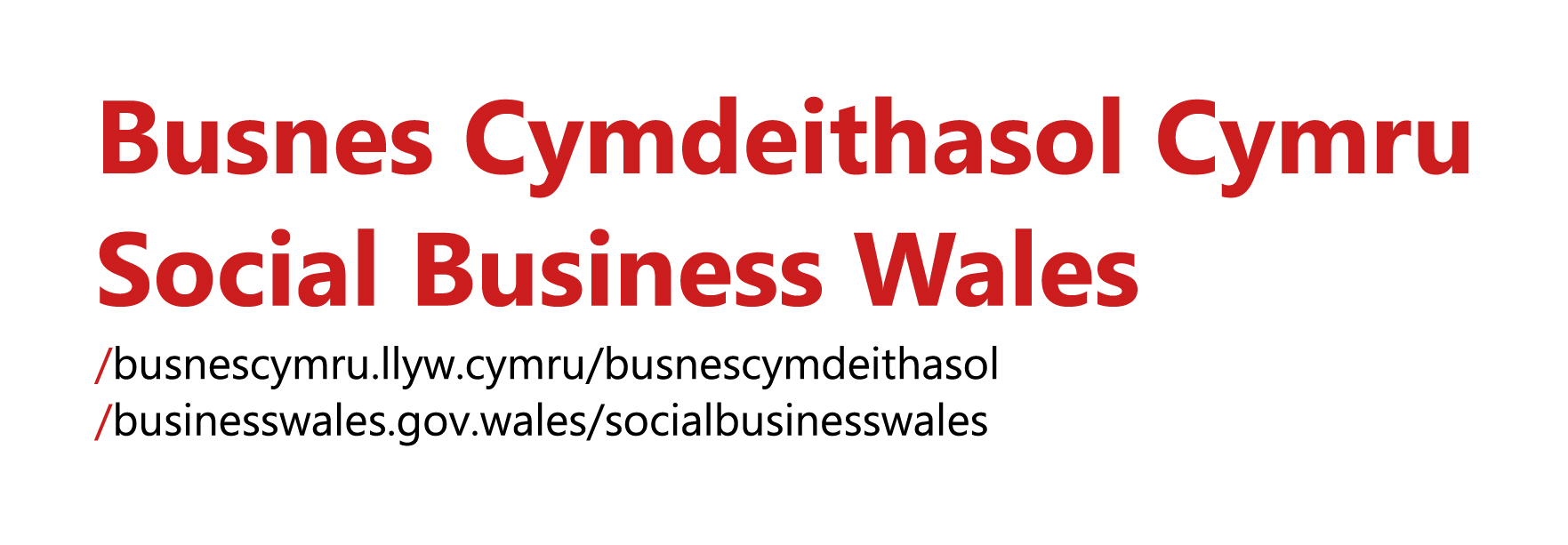 Social Business Wales