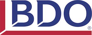 Networking Sponsor Logo - BDO