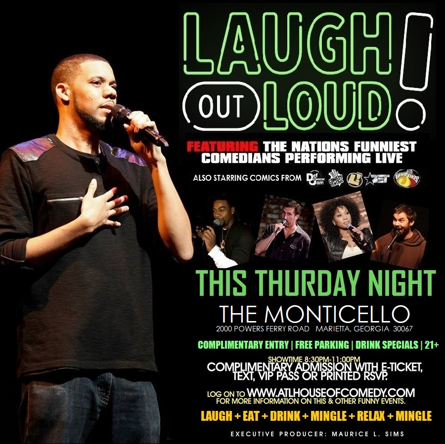 Laugh Out Loud Thursdays Tickets, Thu, Aug 29, 2019 at 8:30