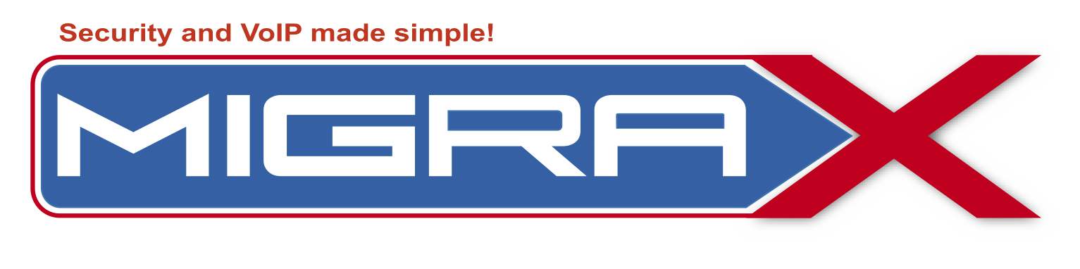 MigraX Logo