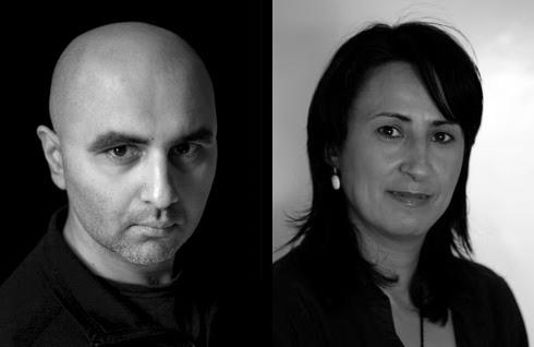 Adrees Latif & Zohra Bensemra