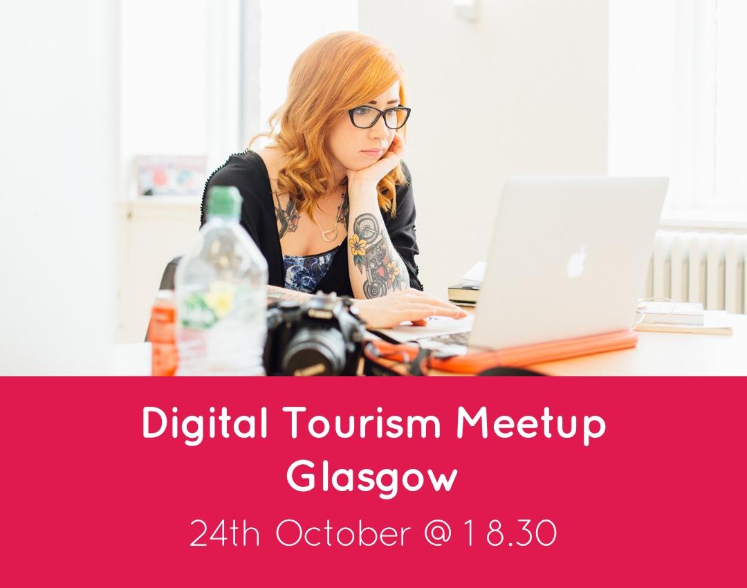 Digital Tourism Glasgow promo