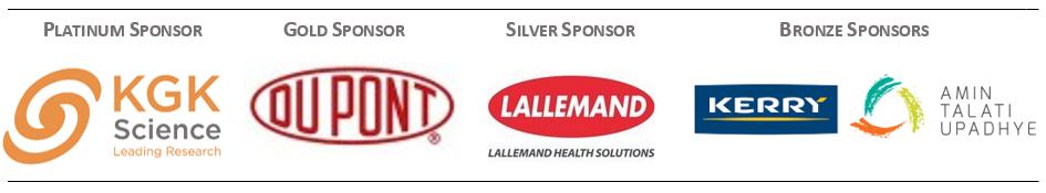 2018 Event Sponsors