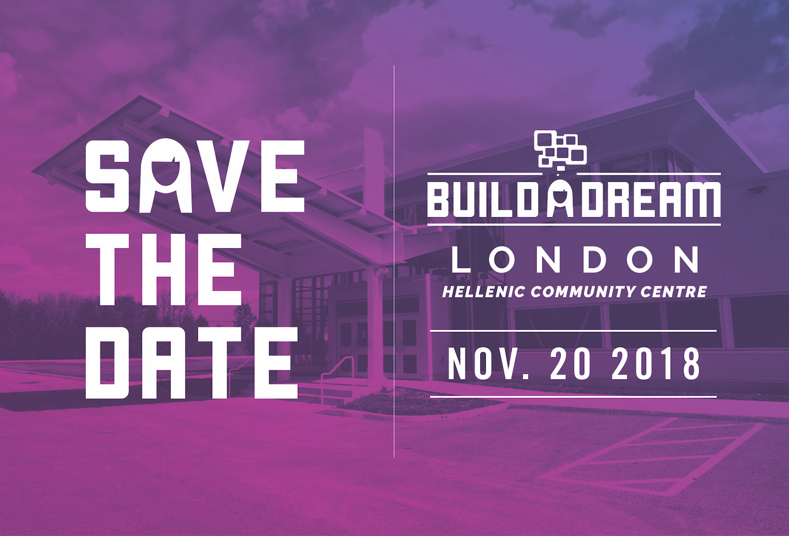 London Save the Date