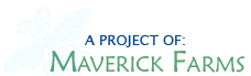 Maverick Farms Logo