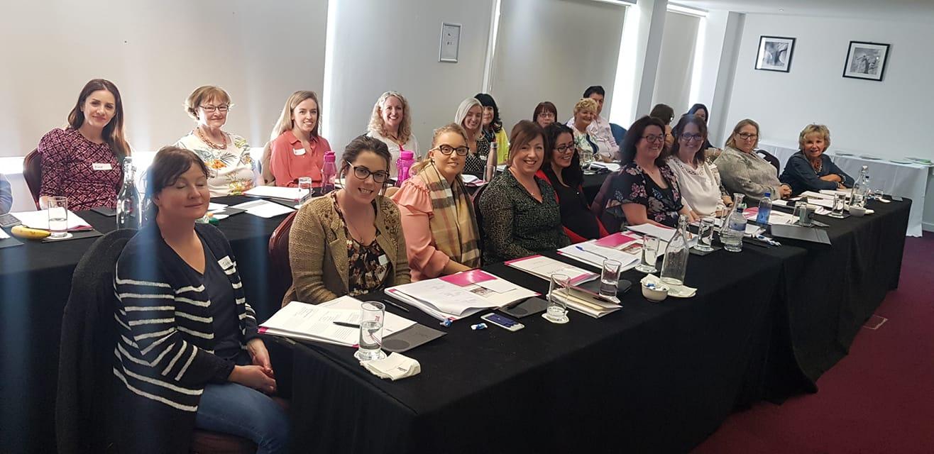 Dublin workshop participants
