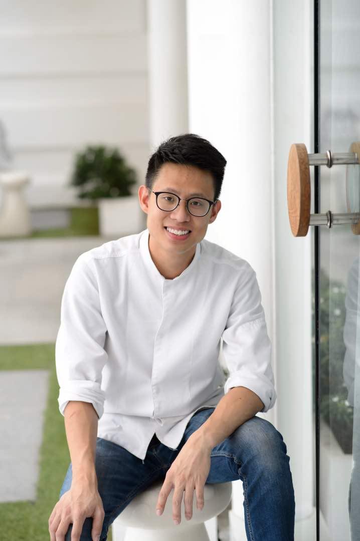 Chef Johnson Wong